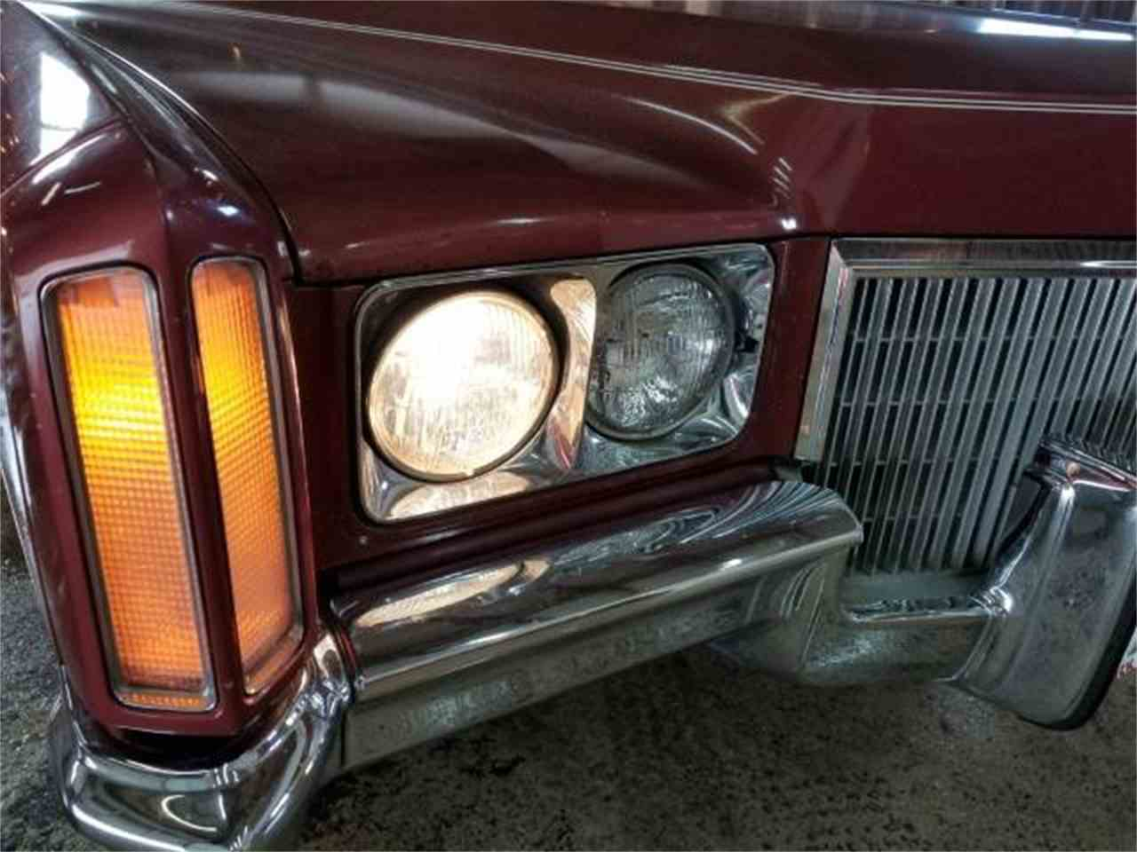 Large Picture of Classic 1971 Cadillac Eldorado - $12,500.00 Offered by Cool Classic Rides LLC - MZBR