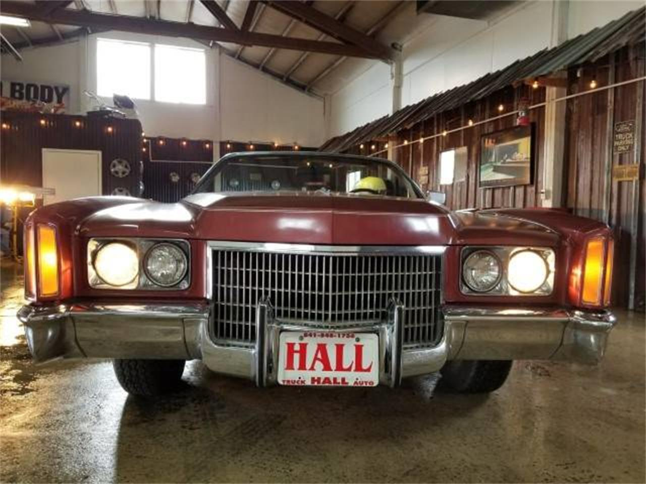 Large Picture of Classic 1971 Eldorado - $12,500.00 - MZBR