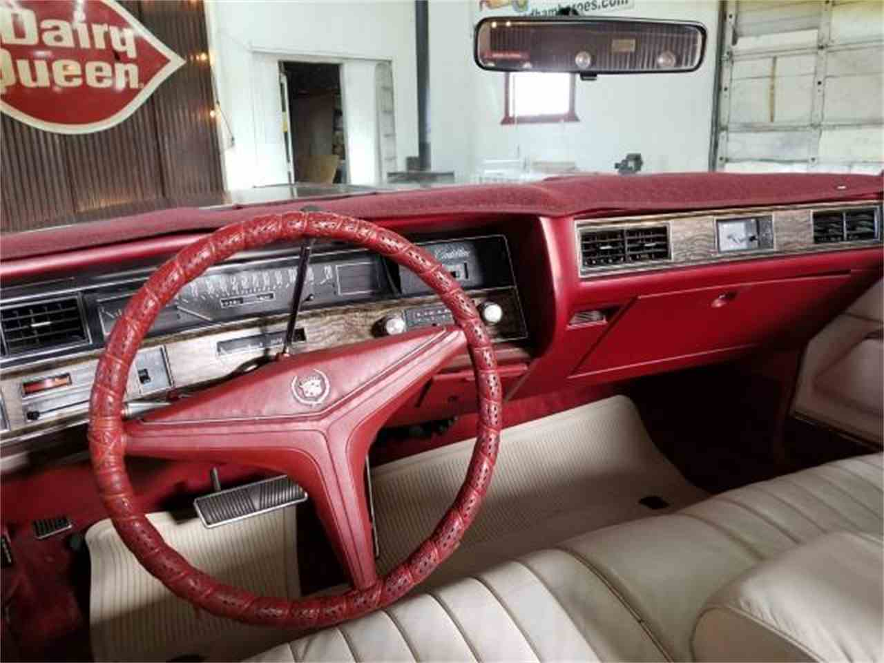 Large Picture of '71 Eldorado Offered by Cool Classic Rides LLC - MZBR