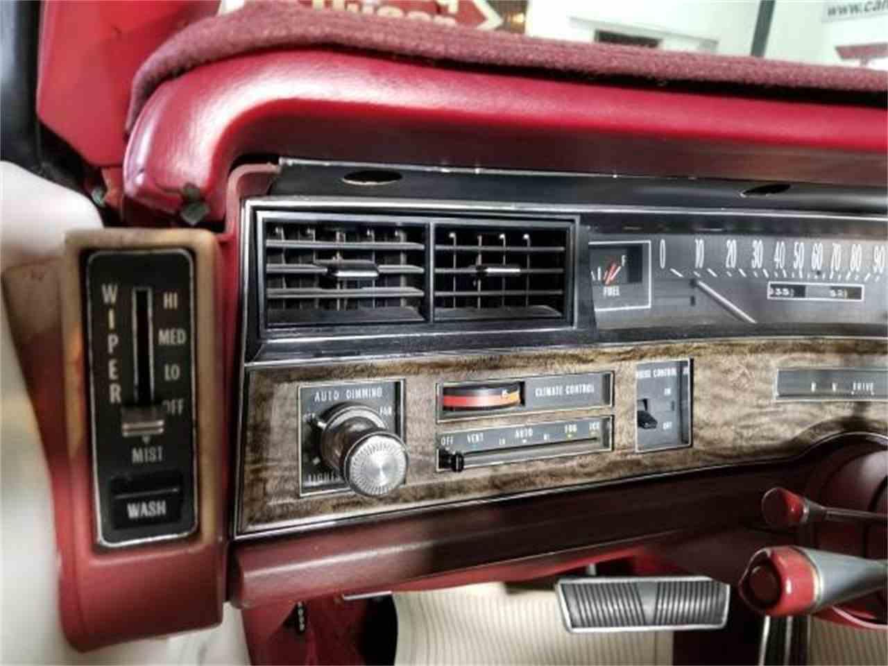 Large Picture of Classic 1971 Cadillac Eldorado located in Redmond Oregon - MZBR