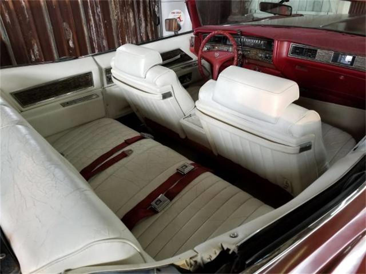 Large Picture of Classic '71 Eldorado - $12,500.00 Offered by Cool Classic Rides LLC - MZBR