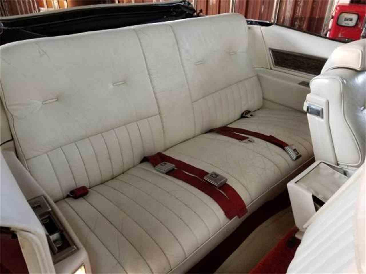 Large Picture of '71 Cadillac Eldorado - MZBR