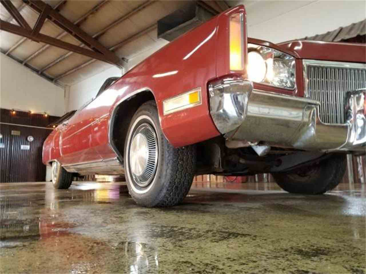 Large Picture of Classic 1971 Eldorado located in Oregon - MZBR