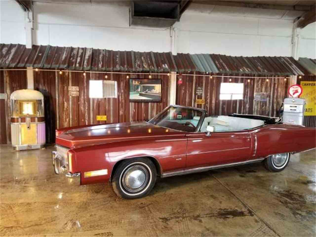 Large Picture of Classic 1971 Cadillac Eldorado - $12,500.00 - MZBR