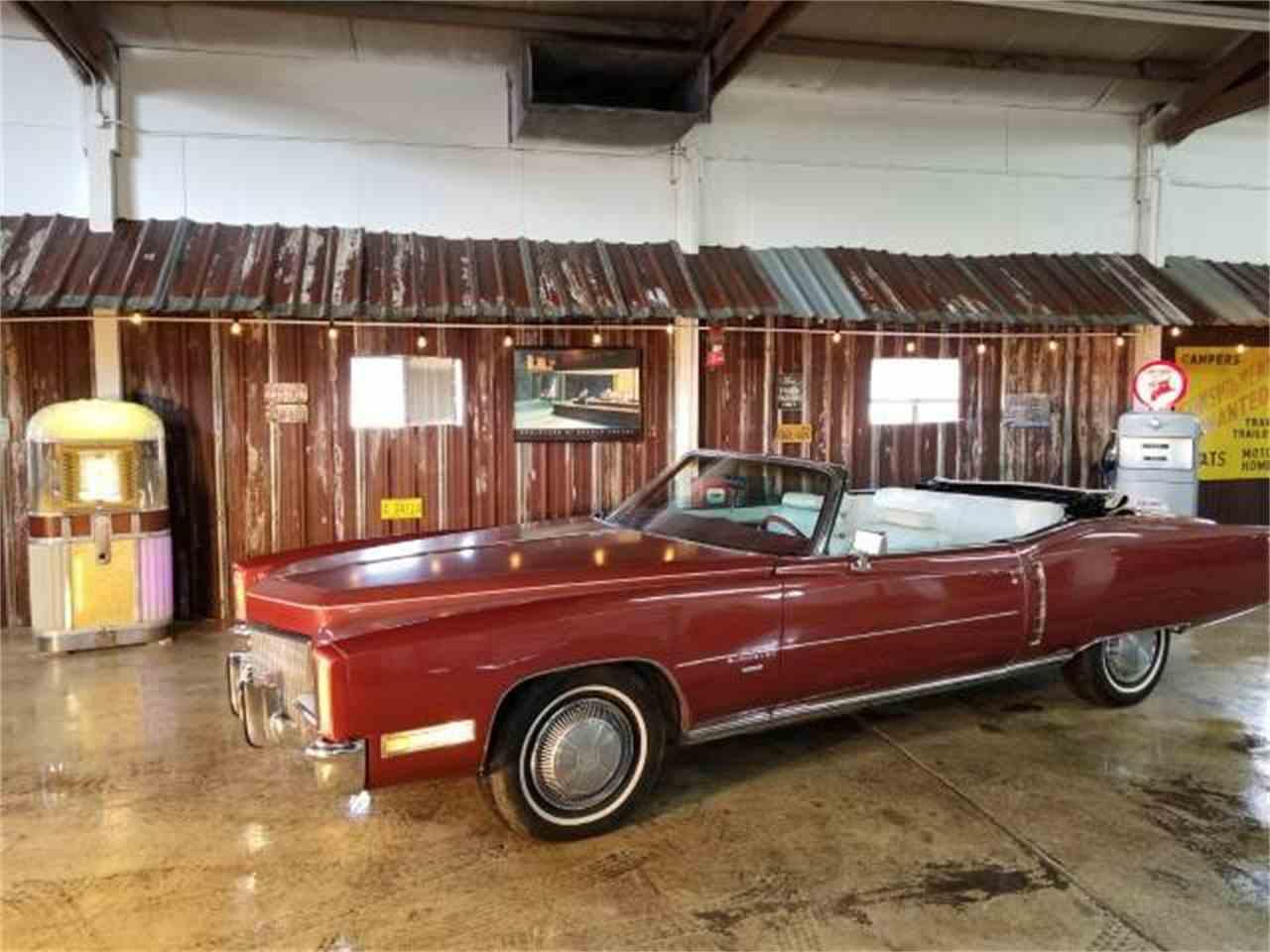 Large Picture of Classic '71 Cadillac Eldorado - MZBR
