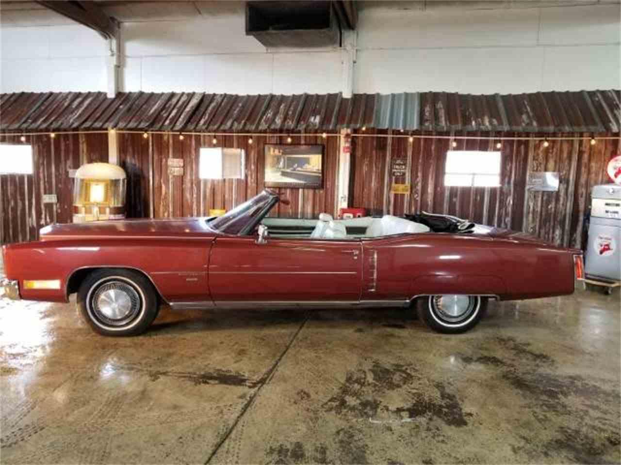 Large Picture of 1971 Eldorado - $12,500.00 - MZBR