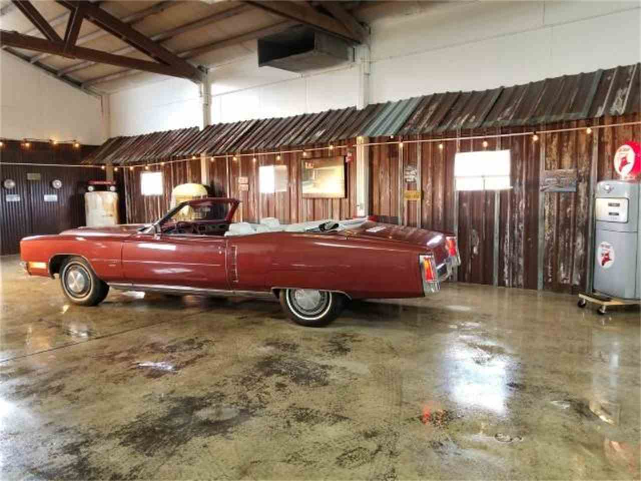 Large Picture of '71 Eldorado located in Redmond Oregon Offered by Cool Classic Rides LLC - MZBR