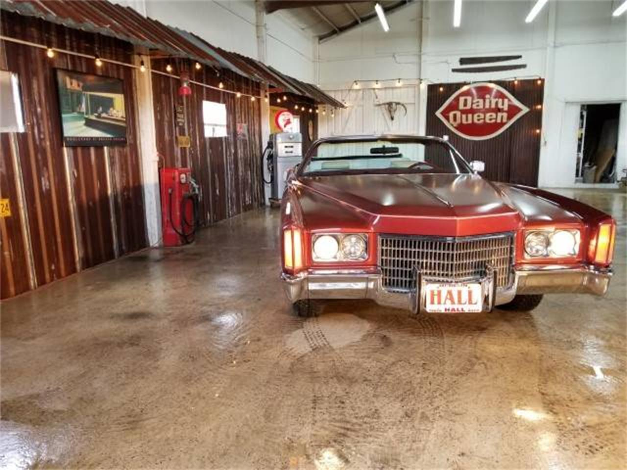 Large Picture of Classic '71 Eldorado Offered by Cool Classic Rides LLC - MZBR