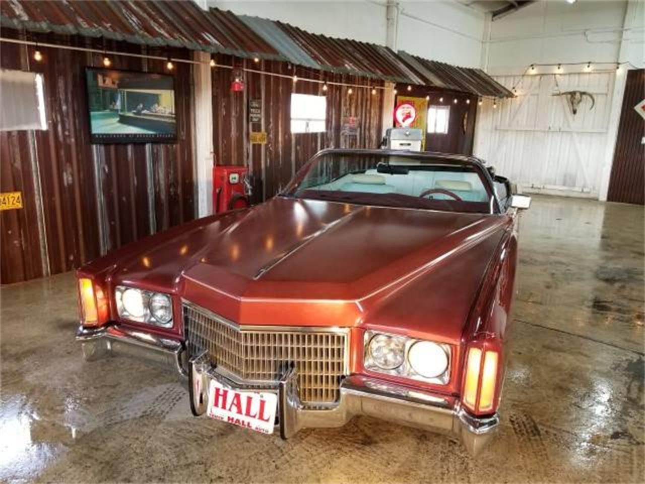 Large Picture of 1971 Eldorado - $12,500.00 Offered by Cool Classic Rides LLC - MZBR