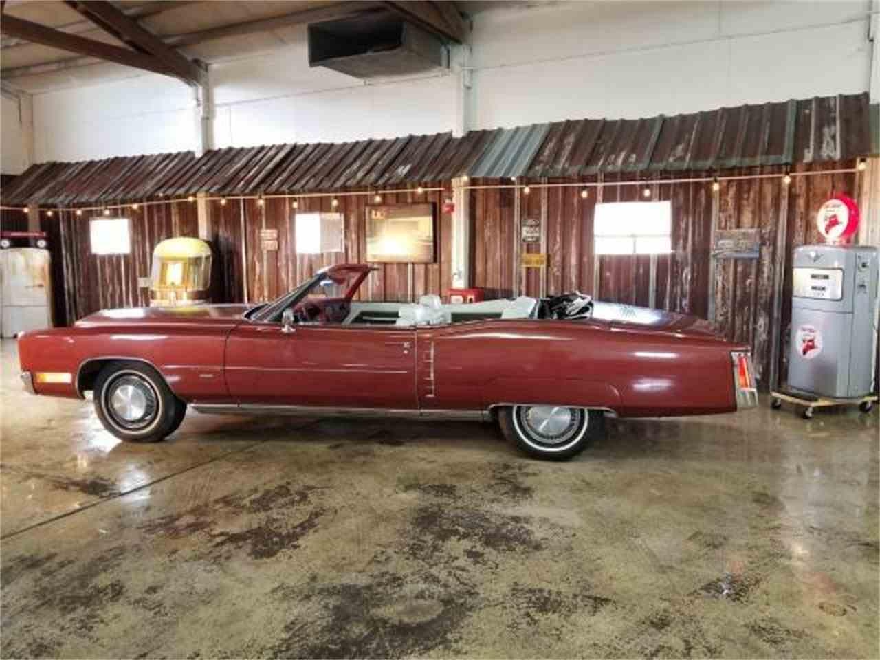 Large Picture of '71 Cadillac Eldorado - $12,500.00 - MZBR