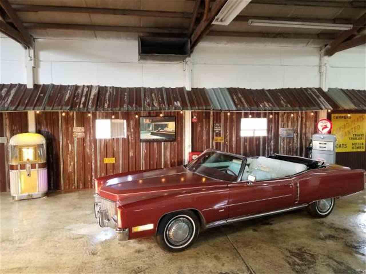 Large Picture of Classic '71 Cadillac Eldorado located in Redmond Oregon - MZBR