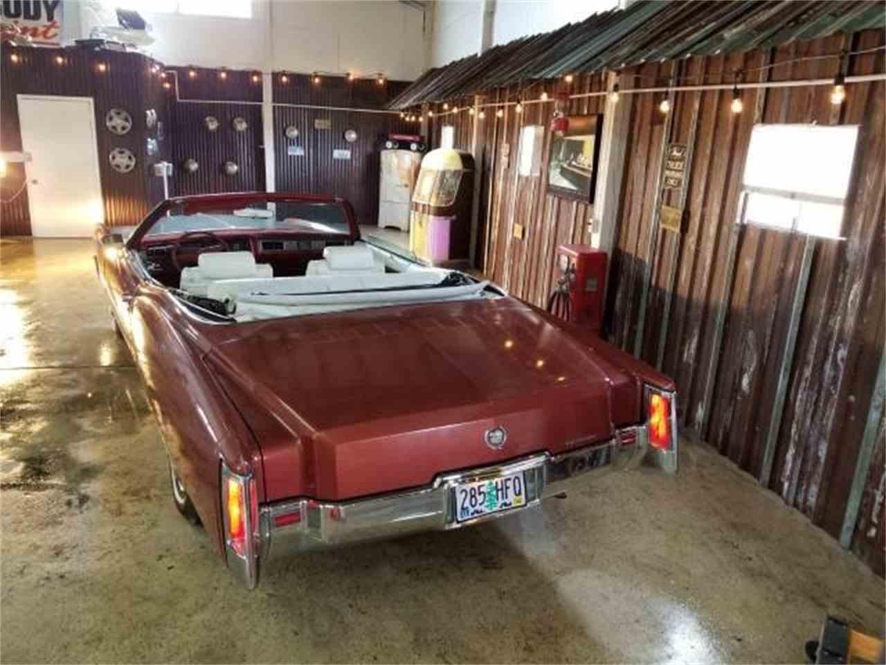 Large Picture of '71 Cadillac Eldorado located in Redmond Oregon - $12,500.00 - MZBR