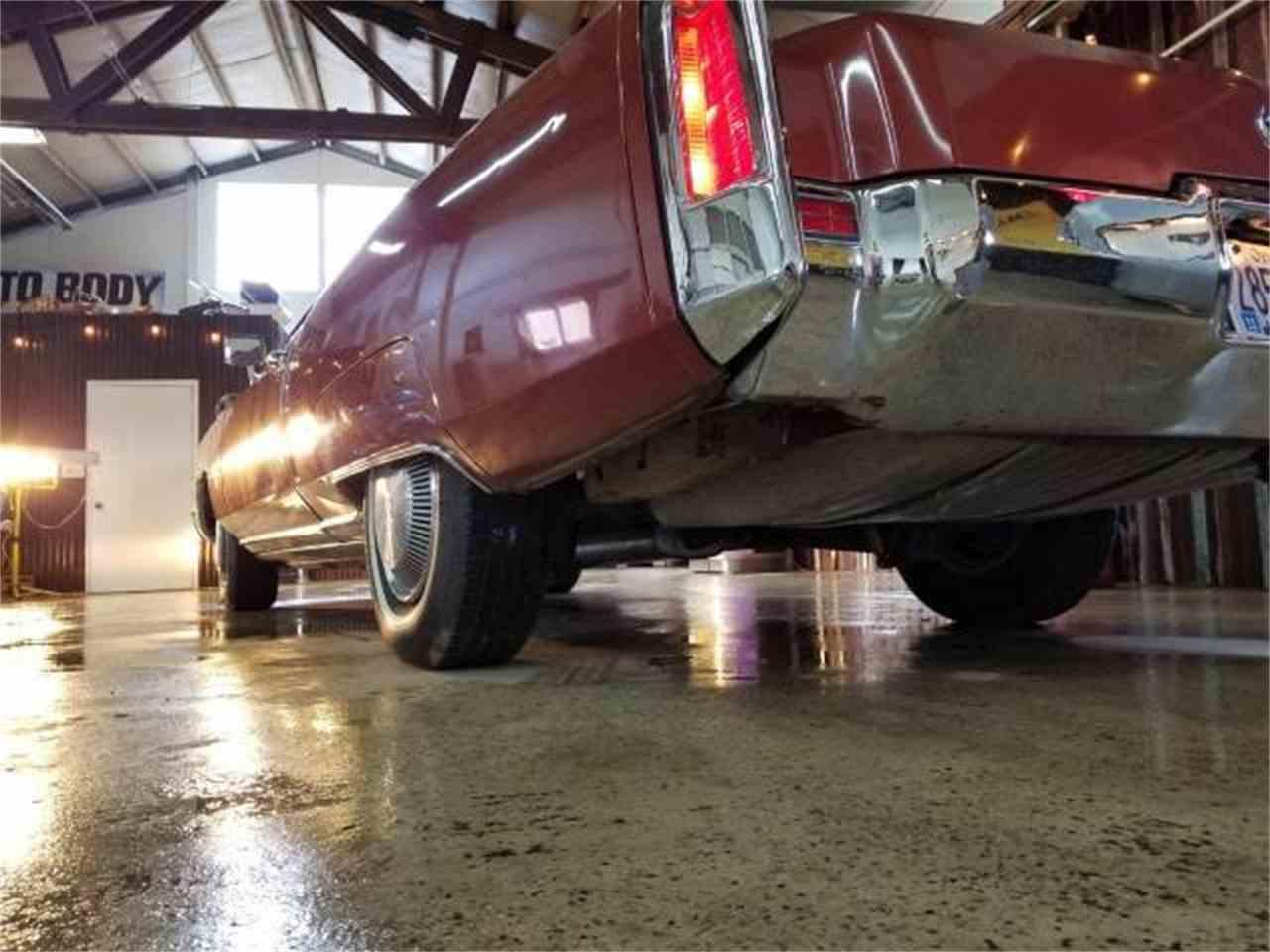 Large Picture of '71 Cadillac Eldorado located in Redmond Oregon - MZBR