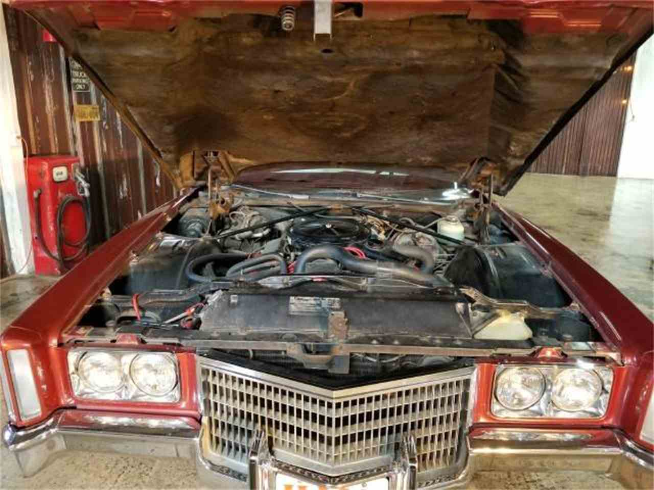 Large Picture of Classic '71 Eldorado located in Redmond Oregon - $12,500.00 - MZBR