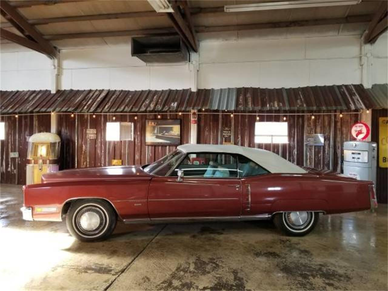 Large Picture of Classic 1971 Eldorado - MZBR