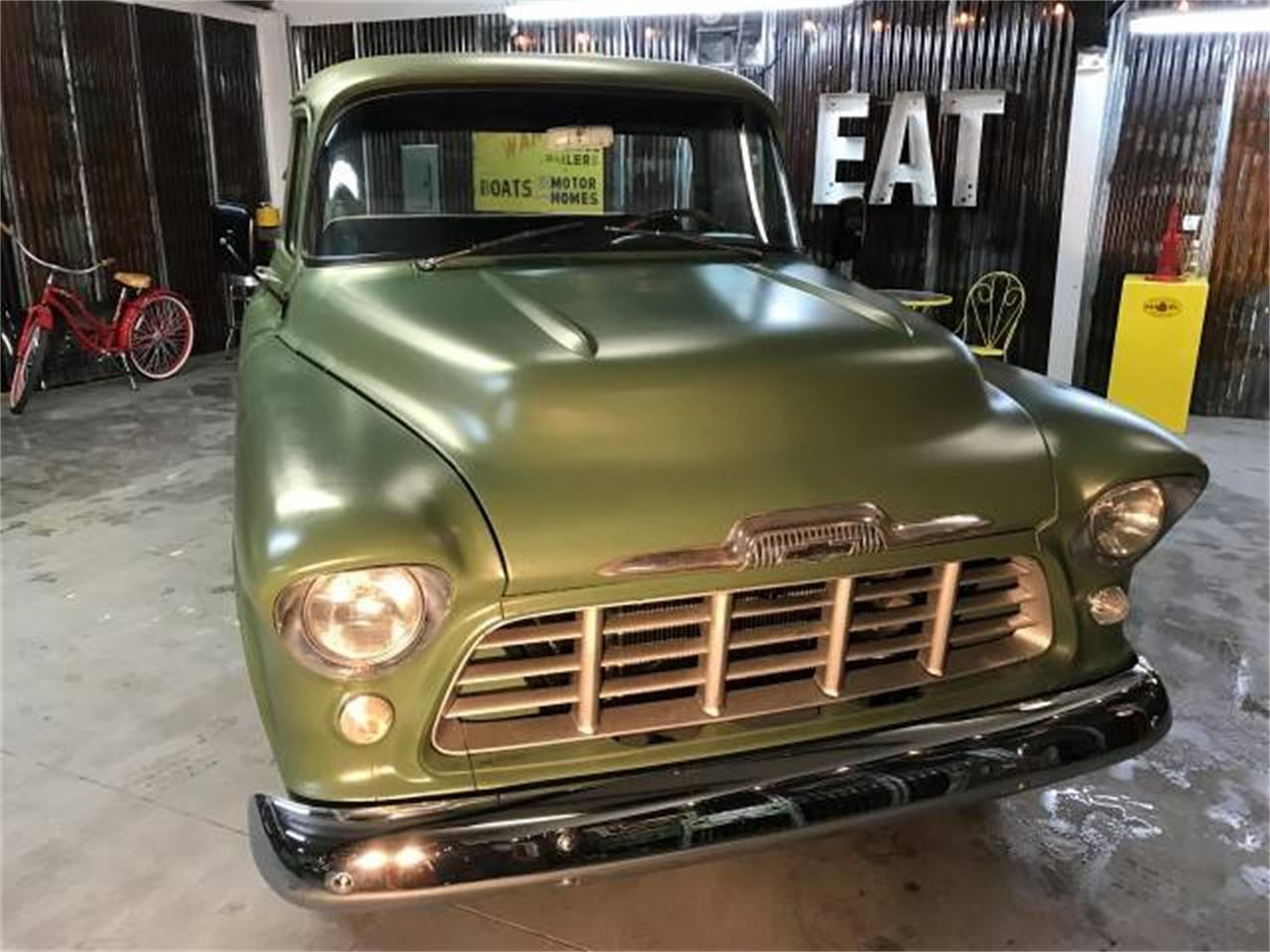 Large Picture of Classic 1955 GMC 3100 located in Oregon - MZBS