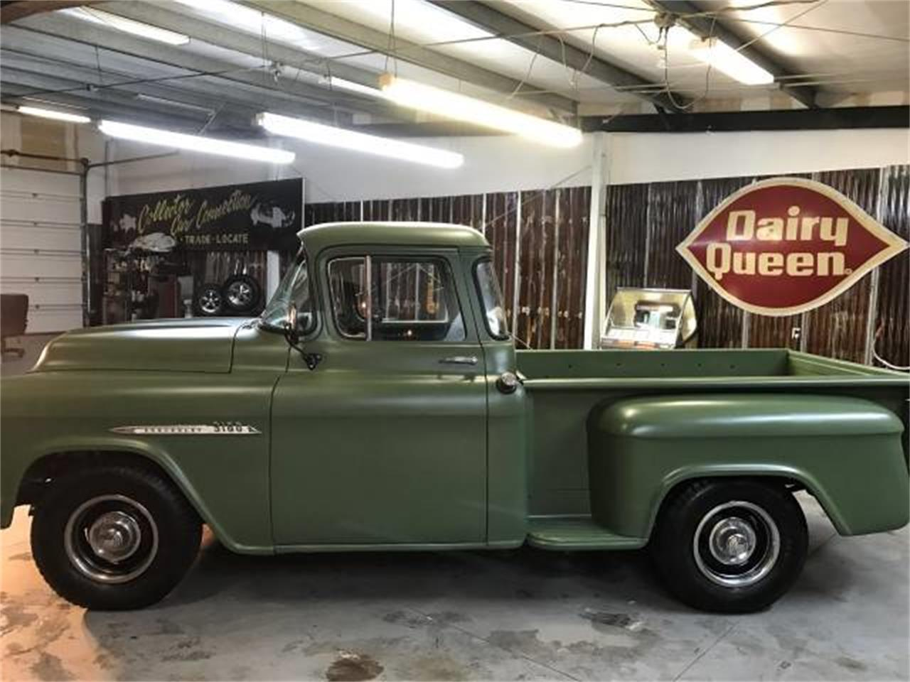 Large Picture of '55 GMC 3100 located in Redmond Oregon - MZBS