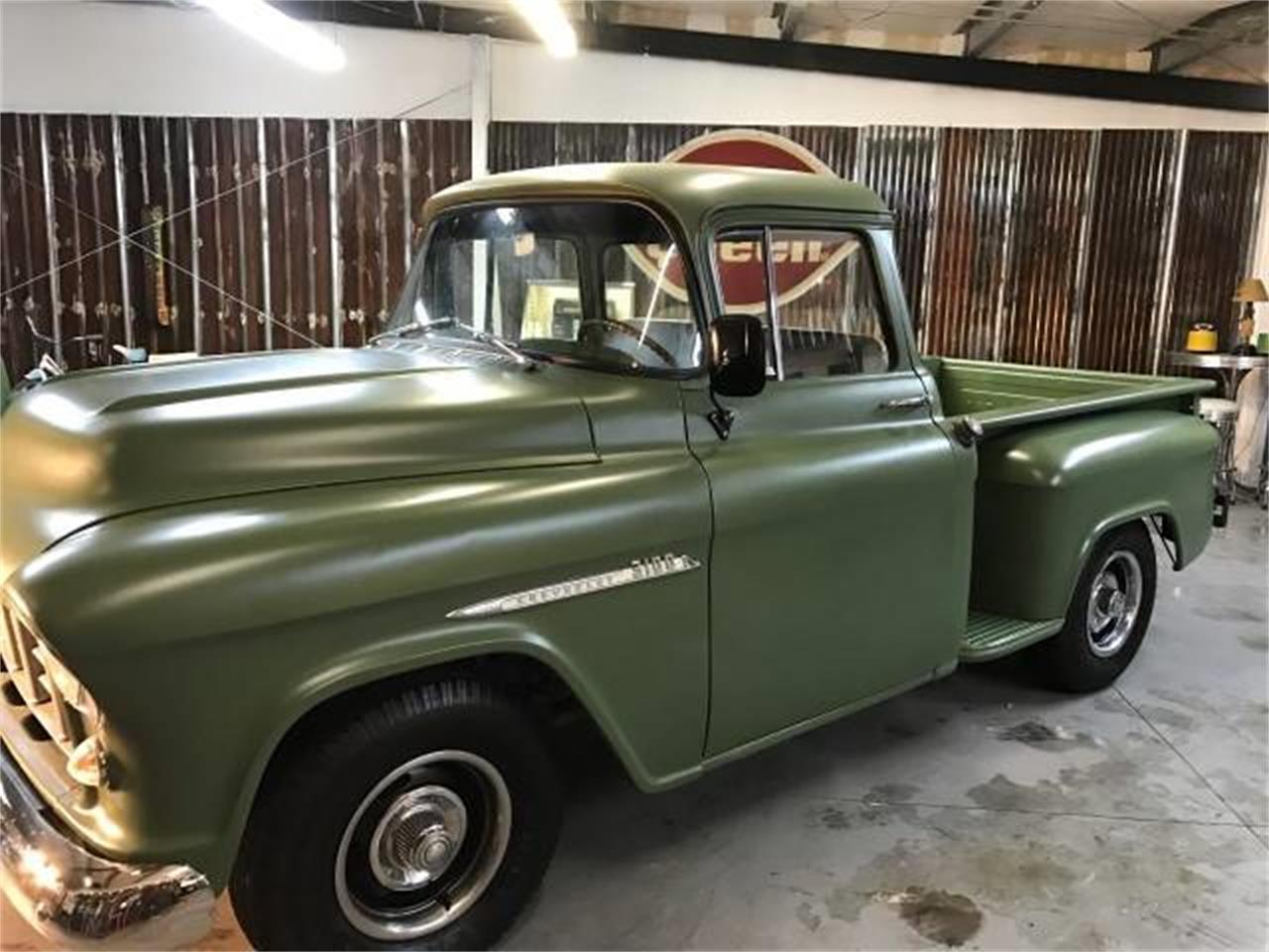Large Picture of 1955 GMC 3100 - MZBS