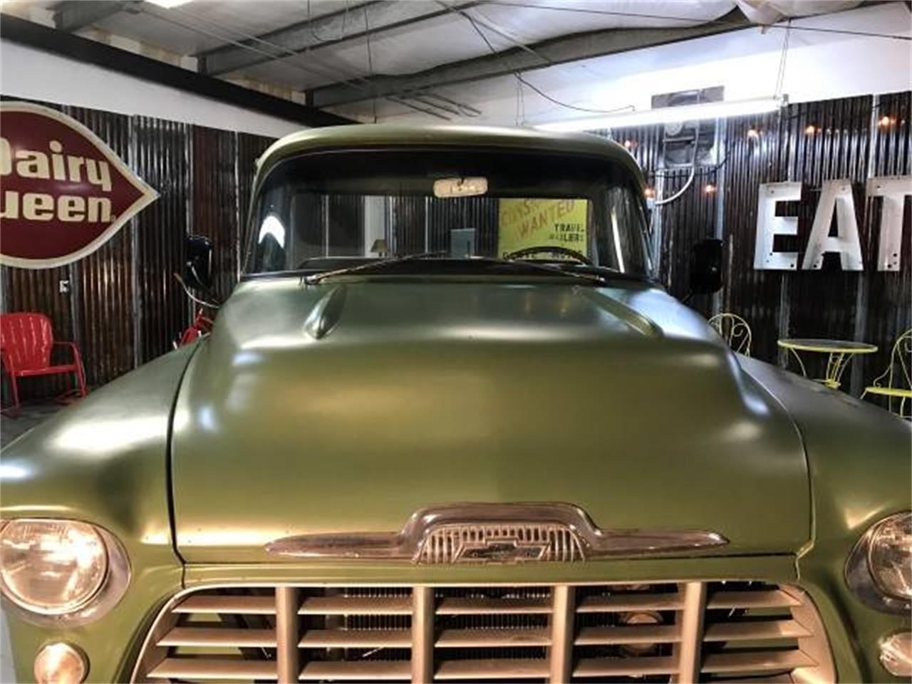 Large Picture of '55 3100 located in Redmond Oregon - $18,500.00 Offered by Cool Classic Rides LLC - MZBS