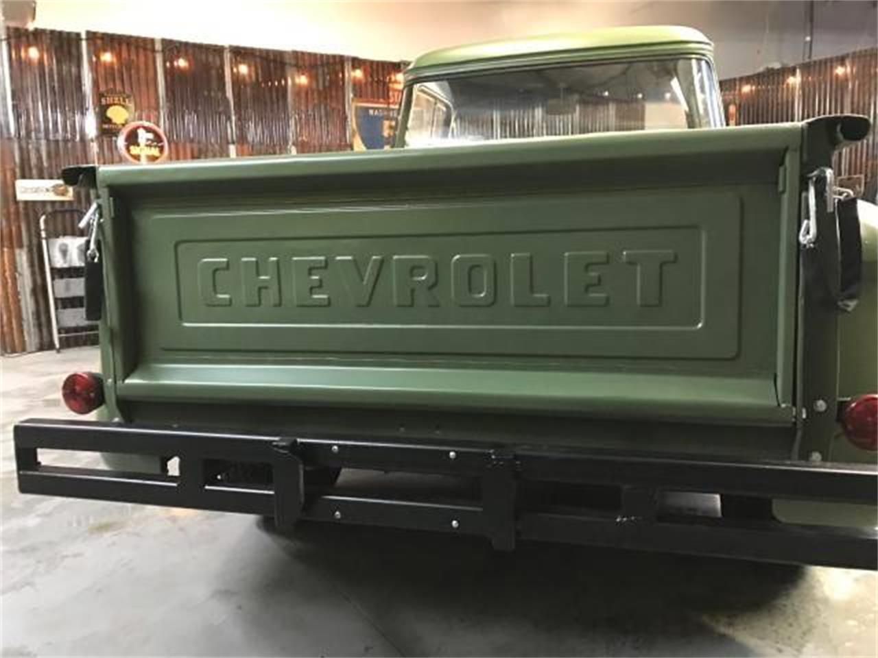 Large Picture of Classic 1955 GMC 3100 located in Redmond Oregon - $18,500.00 - MZBS