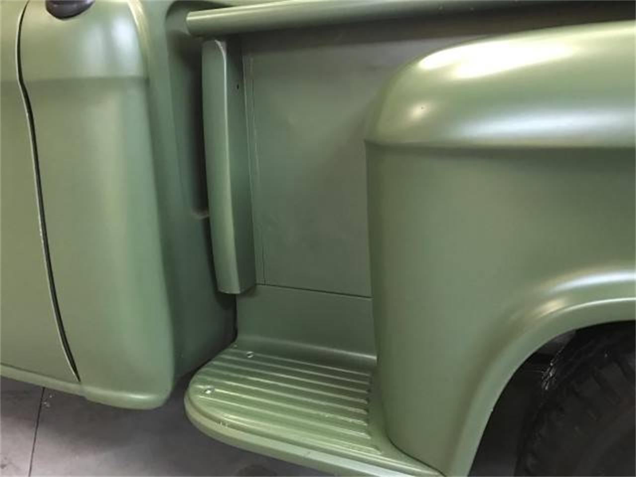 Large Picture of 1955 3100 located in Redmond Oregon Offered by Cool Classic Rides LLC - MZBS