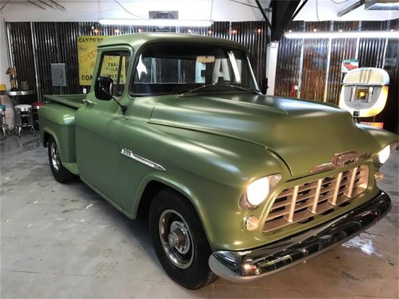 Large Picture of 1955 GMC 3100 located in Redmond Oregon - MZBS