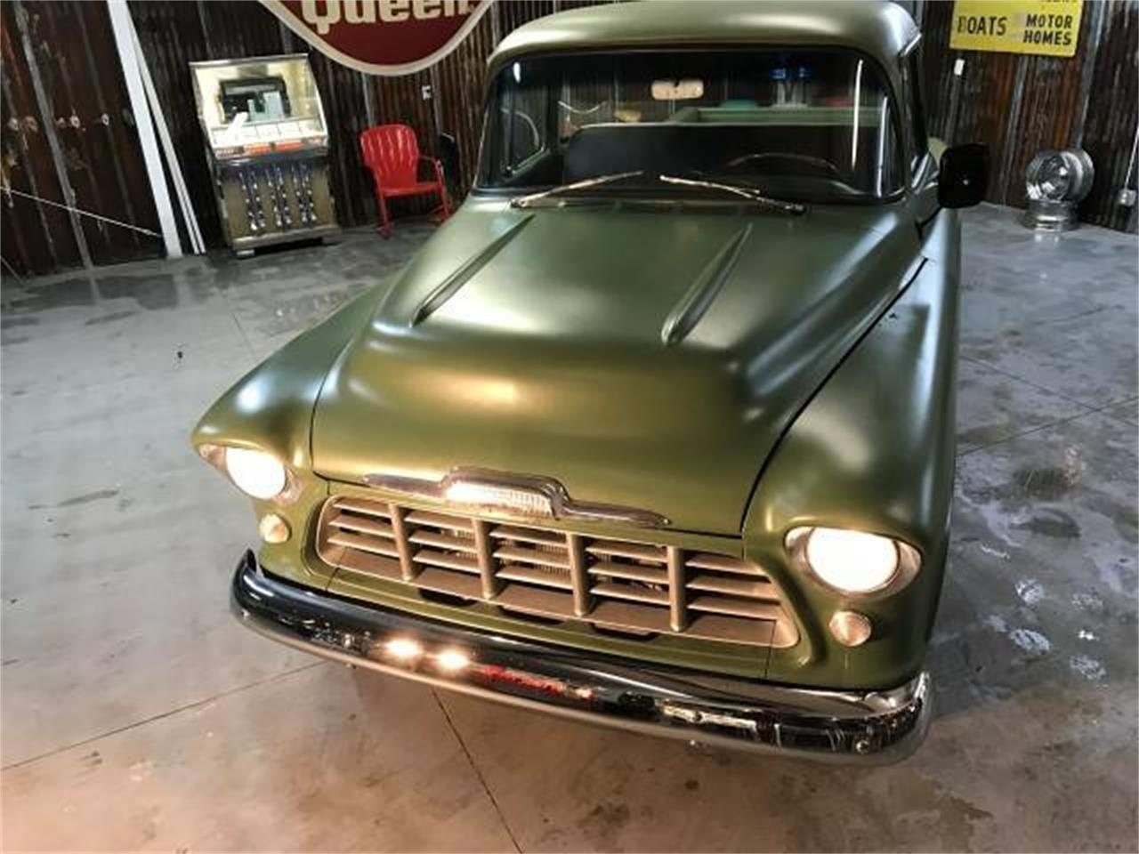 Large Picture of '55 3100 located in Oregon - $18,500.00 Offered by Cool Classic Rides LLC - MZBS
