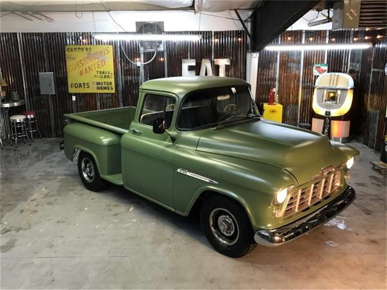 Large Picture of Classic '55 3100 located in Oregon - $18,500.00 Offered by Cool Classic Rides LLC - MZBS