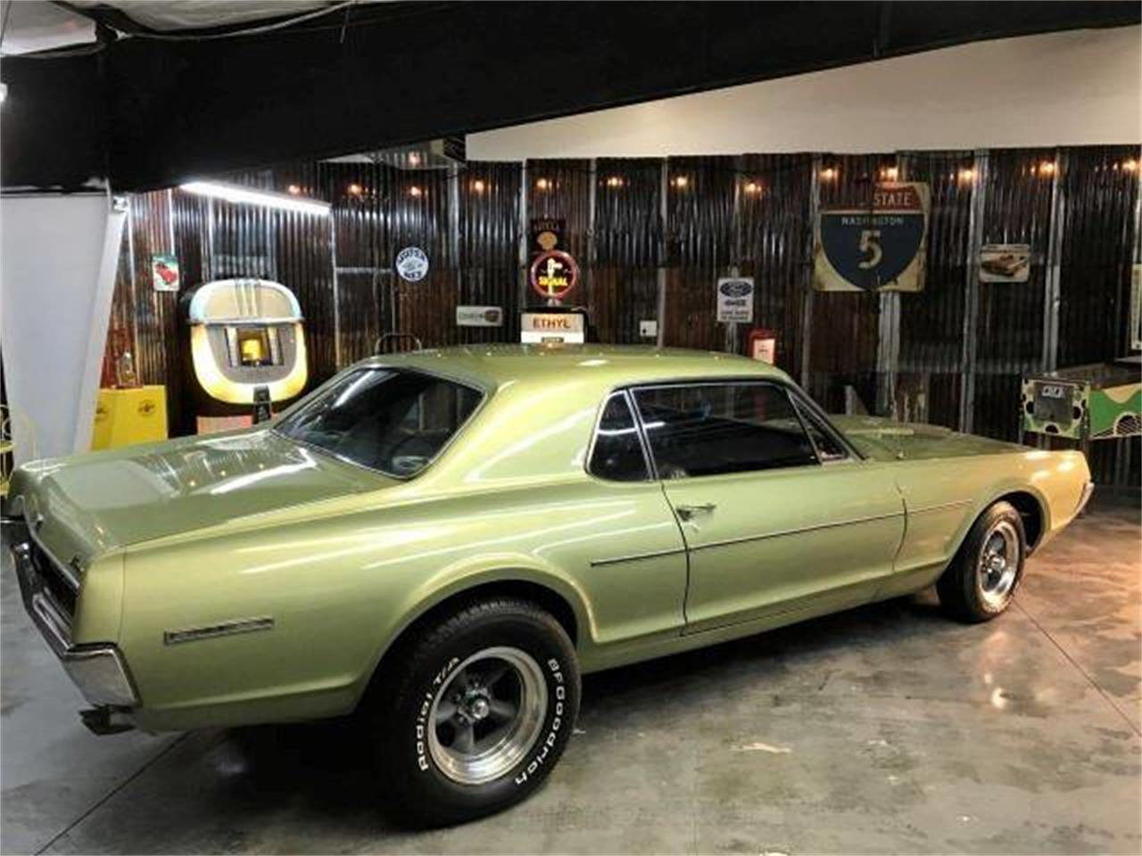 Large Picture of Classic 1967 Cougar - MZBU