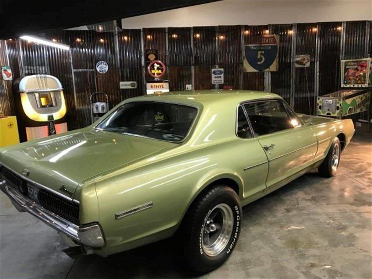 Large Picture of Classic '67 Mercury Cougar - MZBU