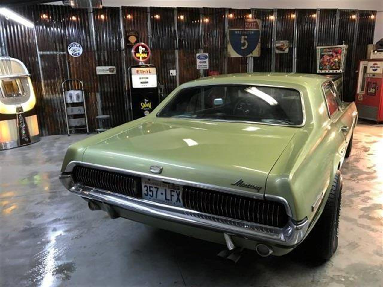 Large Picture of '67 Mercury Cougar - $15,500.00 - MZBU