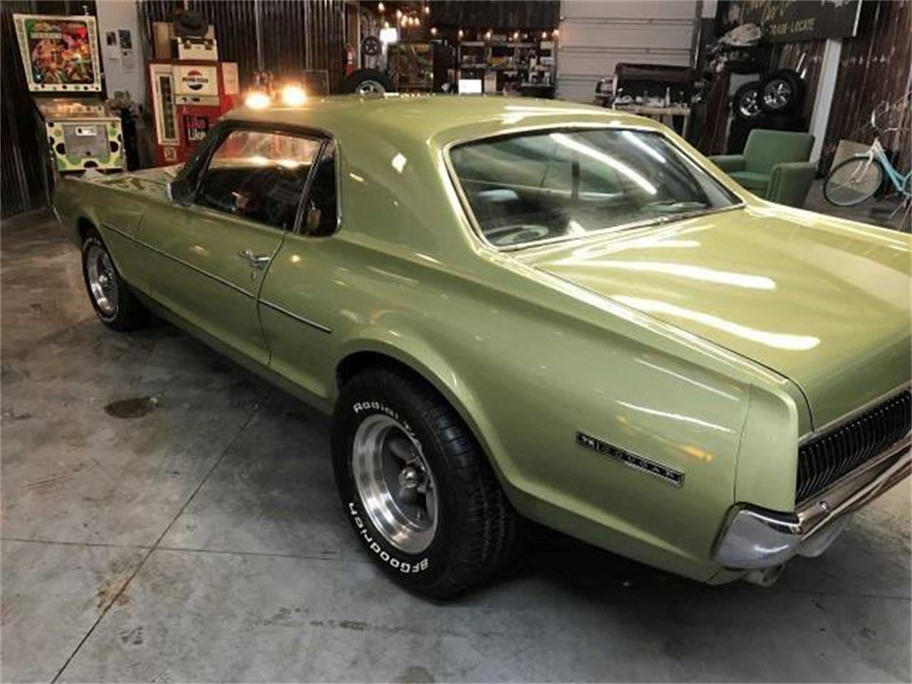 Large Picture of '67 Mercury Cougar - MZBU