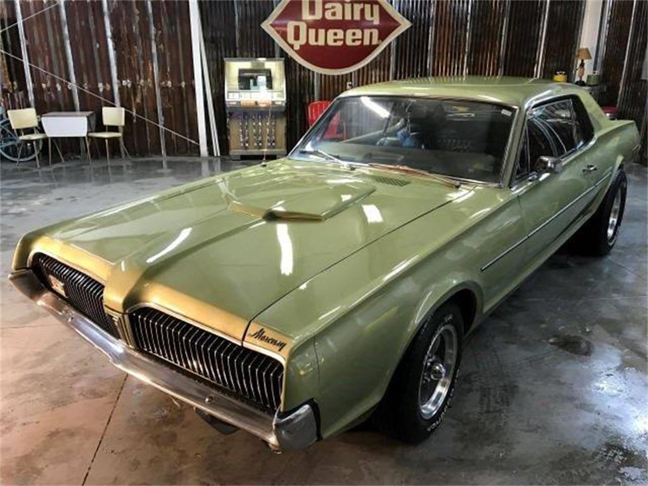 Large Picture of Classic '67 Mercury Cougar located in Oregon - MZBU