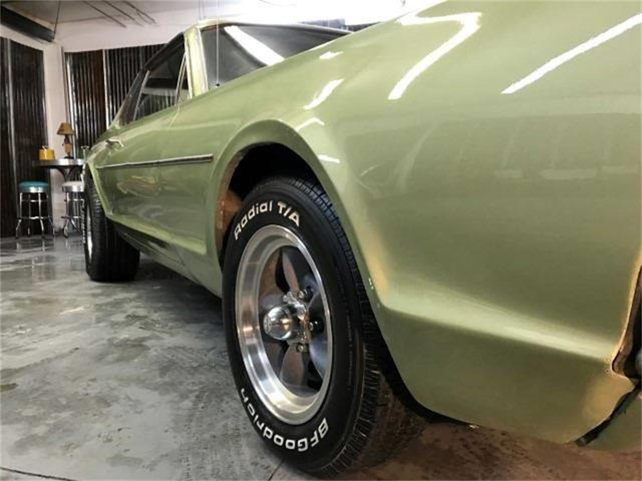 Large Picture of '67 Cougar located in Redmond Oregon - MZBU