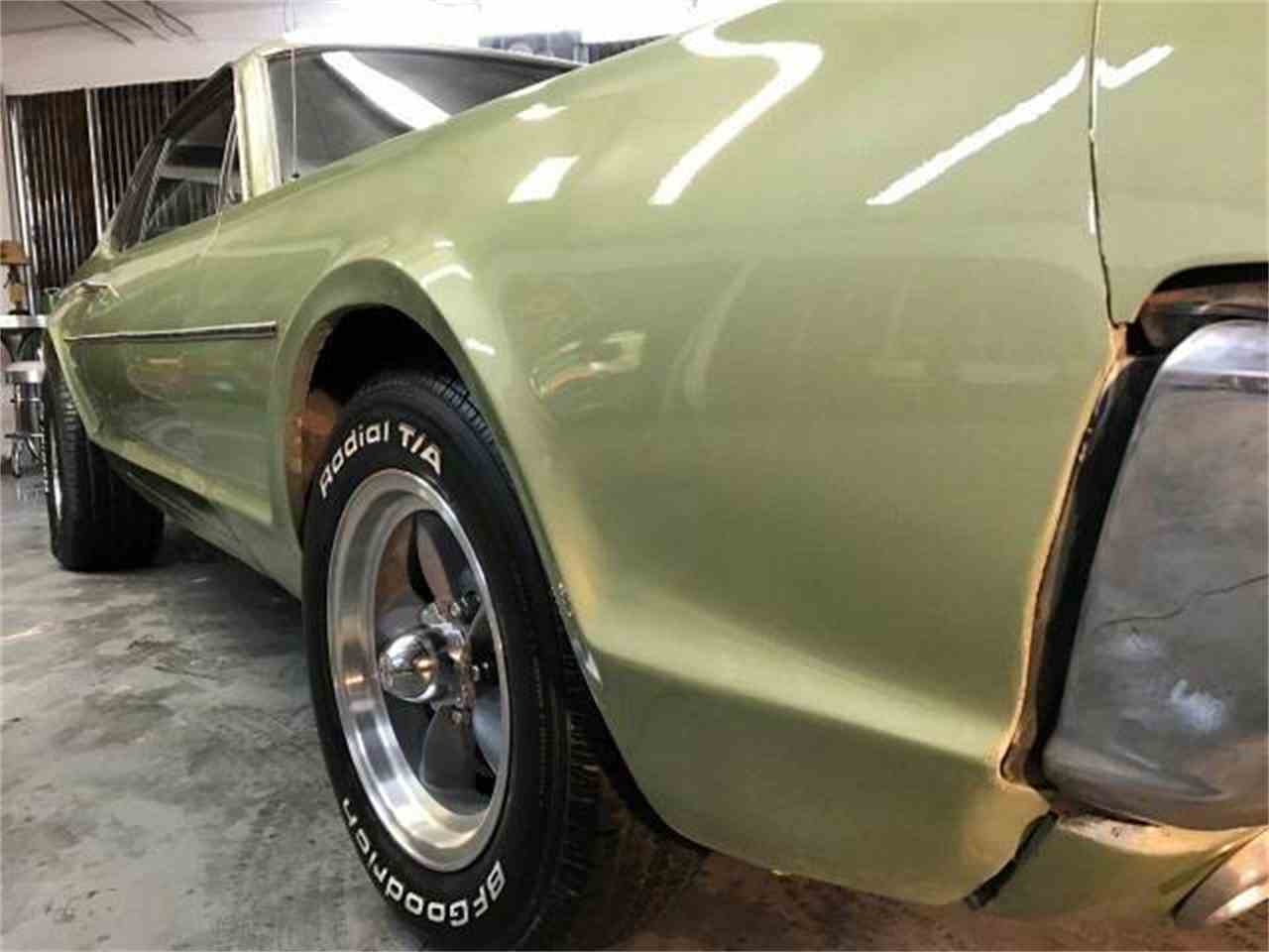 Large Picture of '67 Cougar - MZBU
