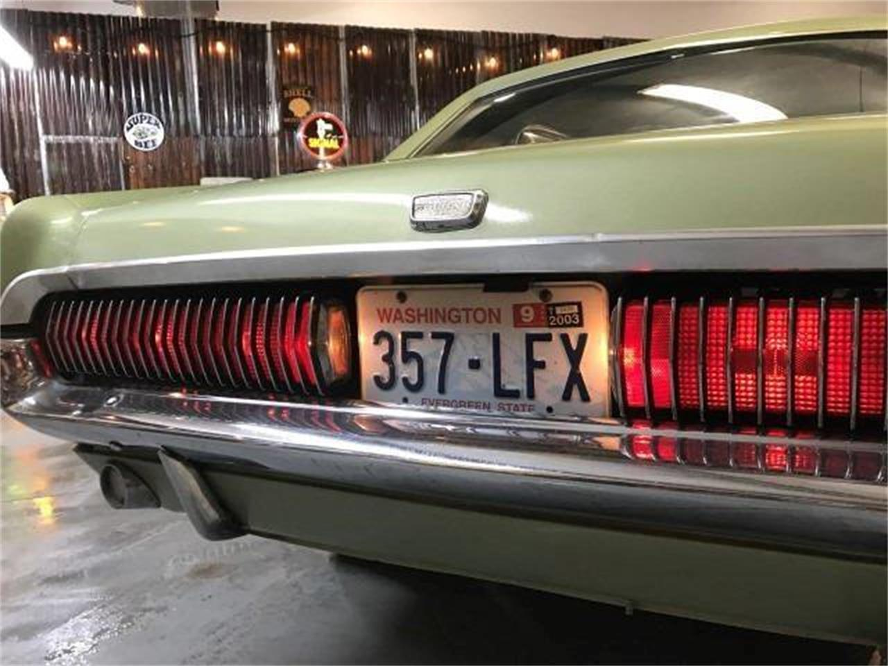 Large Picture of '67 Cougar located in Redmond Oregon Offered by Cool Classic Rides LLC - MZBU