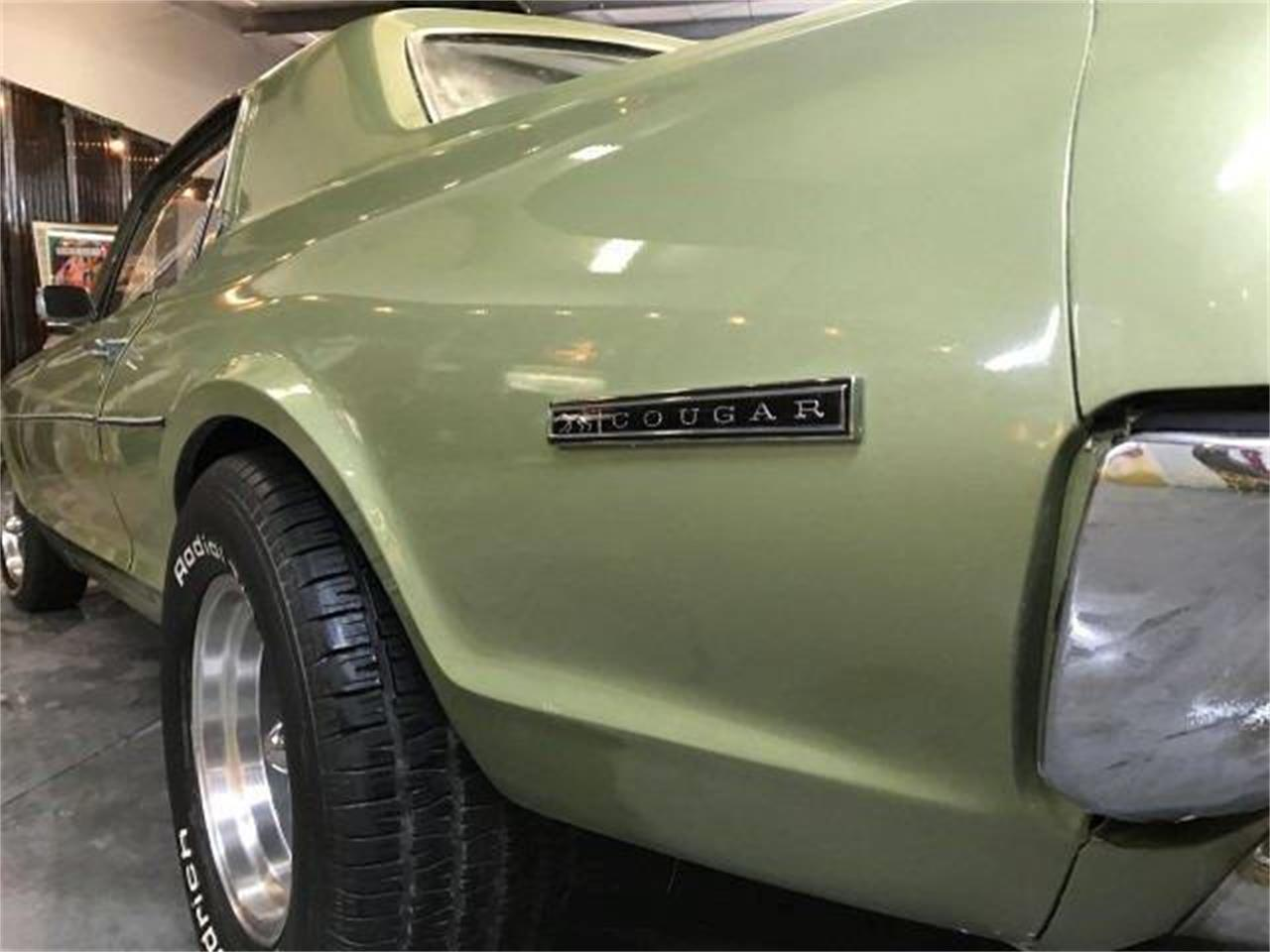 Large Picture of Classic 1967 Mercury Cougar - $15,500.00 - MZBU