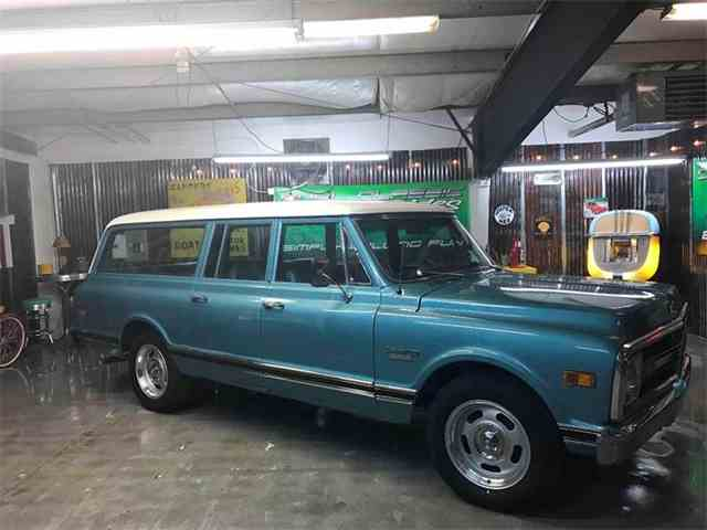 Picture of 1969 Chevrolet C/K 10 located in Redmond Oregon Offered by Cool Classic Rides LLC - MZBZ