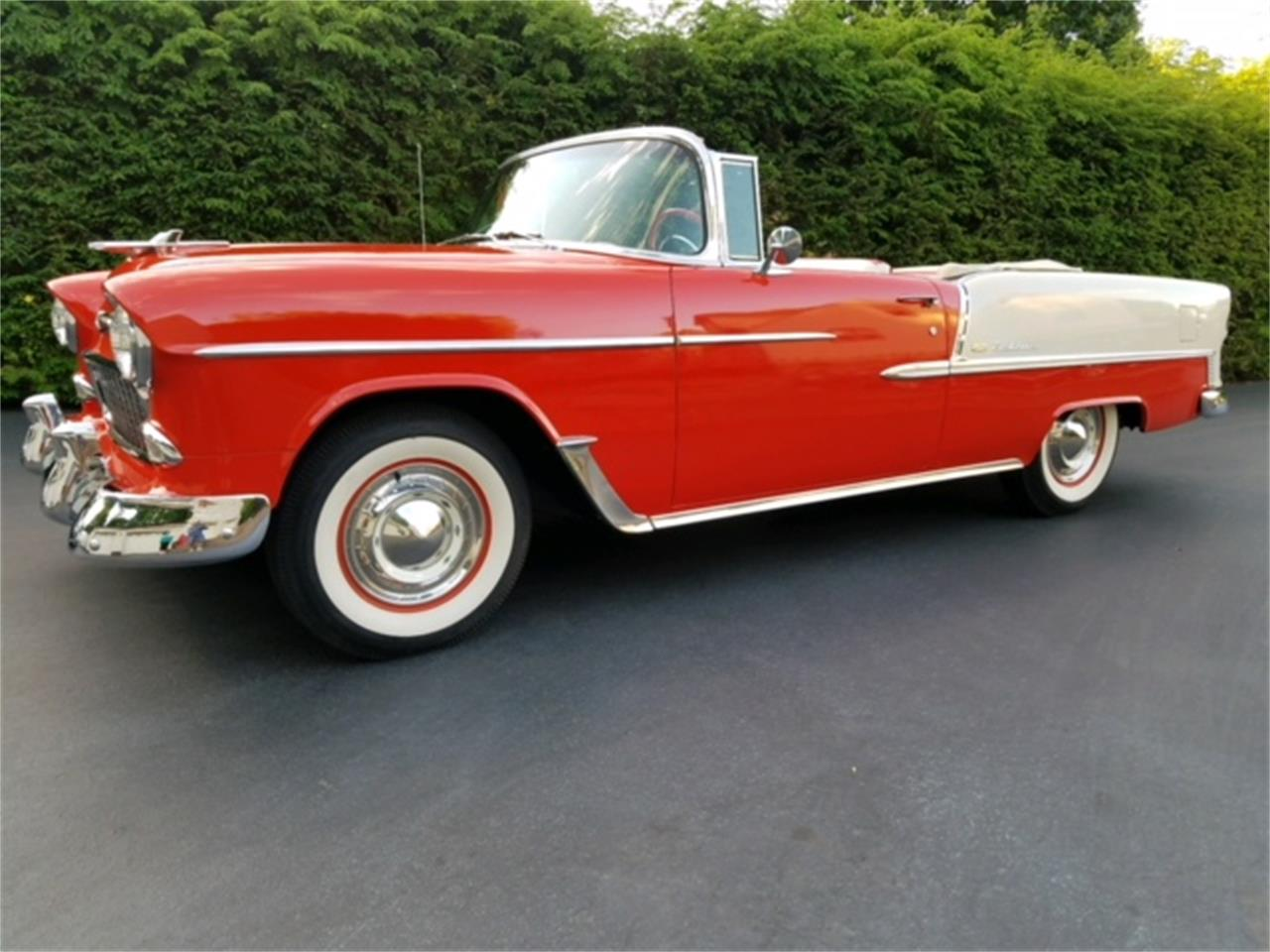 Large Picture of '55 Bel Air - MZC2