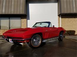Picture of Classic '65 Chevrolet Corvette Auction Vehicle Offered by Carlisle Auctions - MZC4