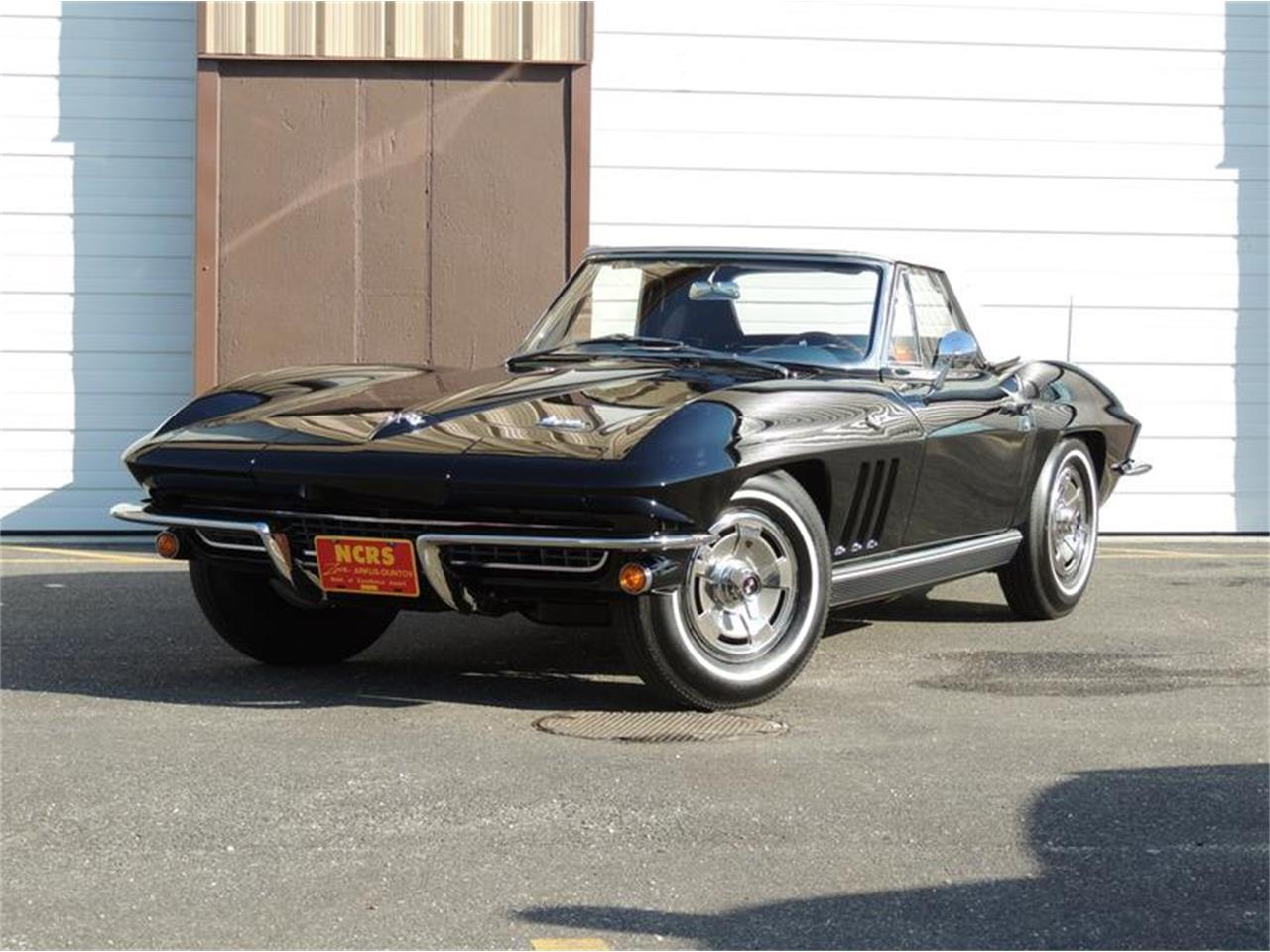 Large Picture of '66 Corvette - MZC5