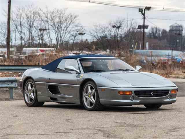 Picture of '99 355 F1 Spider 'Serie Fiorano' - MXSF