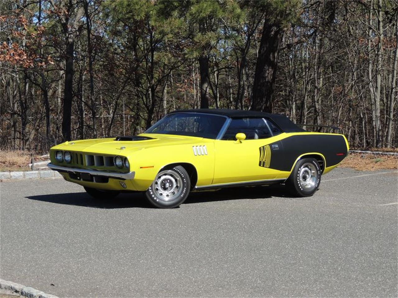 Large Picture of '71 Cuda - MZC7