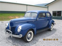 Picture of Classic 1940 Ford Deluxe Auction Vehicle - MZCA