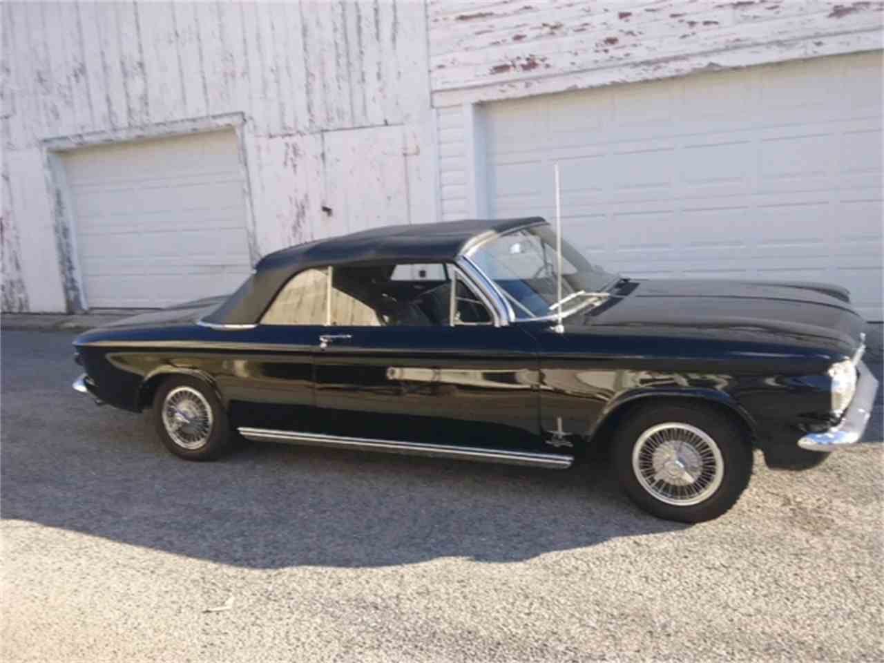 Large Picture of '63 Corvair Monza - MZCD