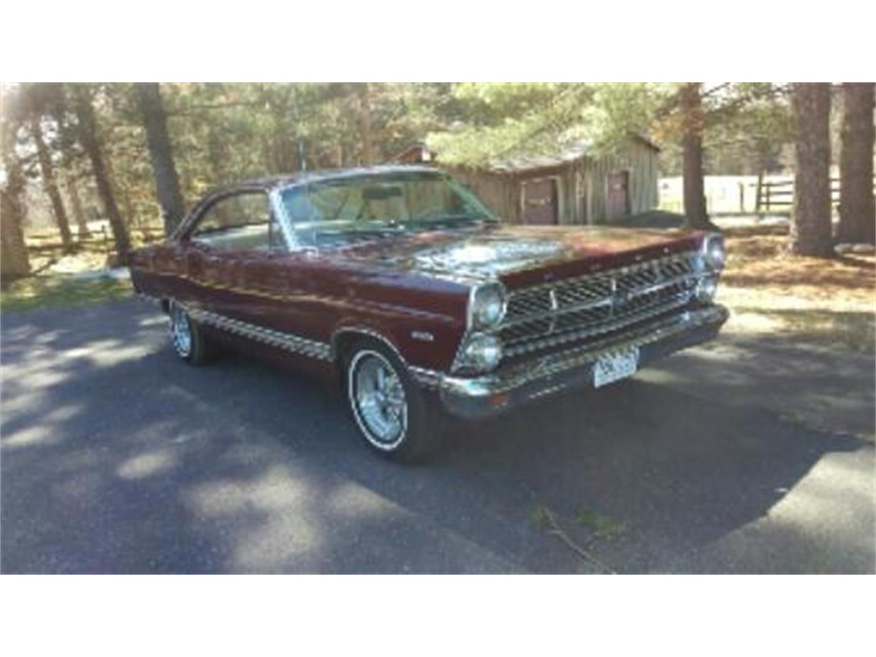 Large Picture of '67 Fairlane 500 - MZCE