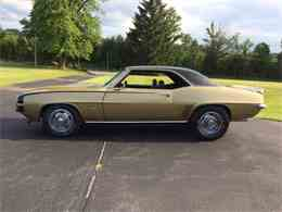 Picture of '69 Camaro SS located in Carlisle Pennsylvania Auction Vehicle Offered by Carlisle Auctions - MZCG