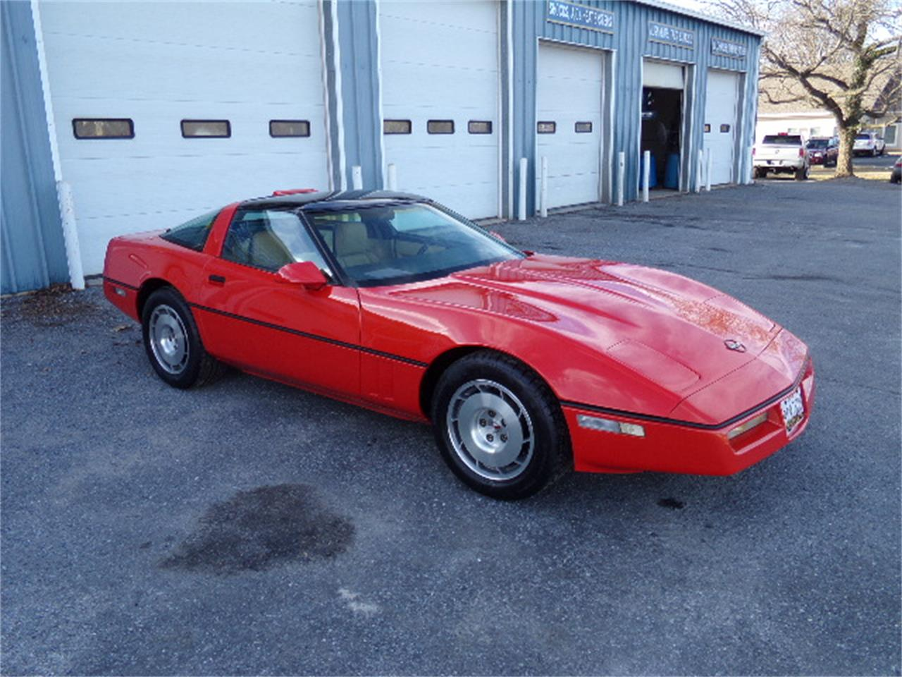 Large Picture of '86 Corvette - MZCJ