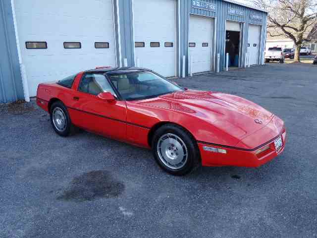 Picture of 1986 Chevrolet Corvette located in PENNSYLVANIA Auction Vehicle - MZCJ