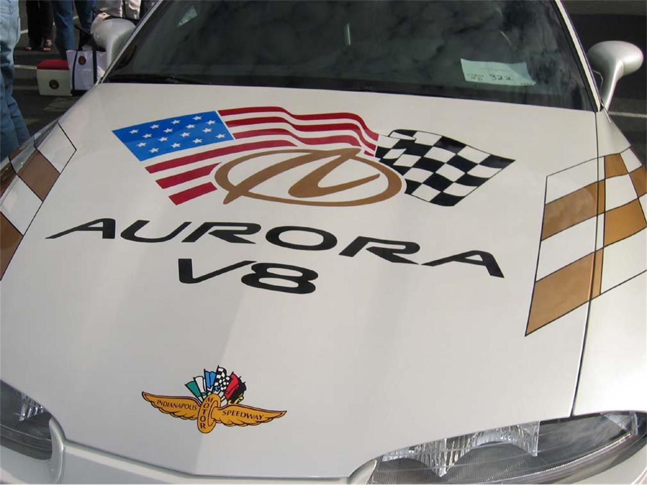 Large Picture of '97 Aurora - MZCO